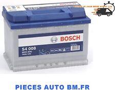 Bosch S4008 Batería de Coche 12V 74A / H-680A Automóvil Instrumentos Garage