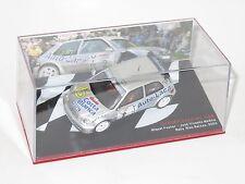 1/43 CITROEN SAXO KIT CAR RALLY auto-laca Rias Baixas SPAGNA 2003 M.FUSTER
