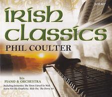 Phil Coulter - Irish Classics 3CD Set | NEW SEALED CD (Irish Music)