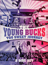 PWG PRO WRESTLING GUERRILLA ROH THE YOUNG BUCKS Too Sweet Journey 2x DVD NEU