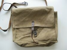 Original Swedish Army Ration Bag Dated 1940 and Infantry Regiment Marked
