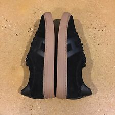 Huf X Slam City SOTO Size 12 US Black Gum BMX DC Skate Shoes Sneakers Deadstock