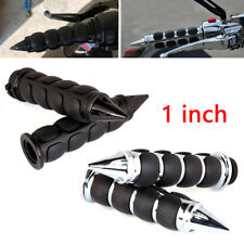 """Motorcycle 1"""" Handle Bar Hand Grips for Harley Touring Bobber Cruiser Chopper Us(Fits: Mastiff)"""