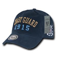 US Rapid Dominance Coast Guard USCG Cotton Vintage 1915 Athletic Cap Mütze