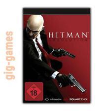 Hitman Absolution PC spiel Steam Download Digital Link DE/EU/USA Key Code Gift