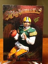 1995 Stadium Club Brett Favre Nightmares Green Bay Packers