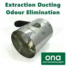 More details for ona air filter - inline ducting odour neutralizer block holder 4