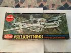 Guillows 2001 1:16 Lightning 40 Wingspan P38L Kit