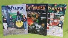 Vintage Toy Farmer Magazines- Lot of 3-Dec 01,Oct 99, Nov 2000