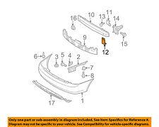 Genuine Kia 86571-2F000 Bumper Molding Strip