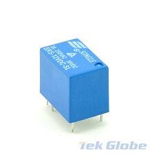 5pcs SRS-12VDC-SL SONGLE 12V 6 Pins Relay
