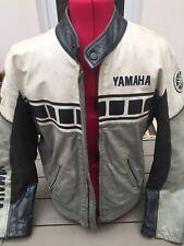 Dainese Yamaha Cuero Chaqueta XL