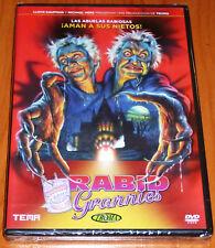 ABUELAS RABIOSAS / RABID GRANNIES - English Español DVD R2 Precintada