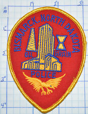 SOUTH DAKOTA, BISMARCK POLICE DEPT VINTAGE PATCH