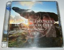 AIRS EMBLEMATIQUES DU MONDE CELTIQUE VOL II  2  CELTIC ANTHEMS   CD RARE