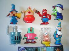 HALLOWEEN MAGIC SCHOOL FANTASY 2006 KINDER SURPRISE FIGURES SET COLLECTIBLES