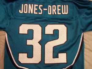 MAURICE JONES-DREW JACKSONVILLE JAGUARS YOUTH REEBOK NFL REPLICA JERSEY