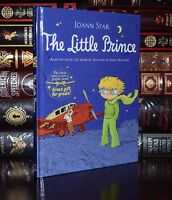 The Little Prince Graphic Novel by Antoine de Saint-Exupery New Gift Hardcover