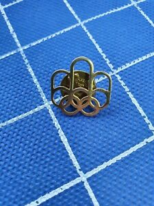 Pin badge anstecknadel OLYMPIC game Olympics Montreal 1976 76 Canada