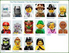 LEGO® 71002 Minifigure Series 11 YOU PICK character SAME DAY ship