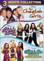 Cheetah Girls: 3-Movie Collection (2019, DVD NUOVO) (REGIONE 1)