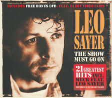 Leo Sayer - The Show Must Go On (Includes Bonus DVD) CD *BRAND NEW/STILL SEALED*