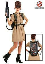 Women's Ghostbusters Dress Costume Size M L (with defect)