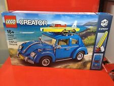 Lego Creator Volkswagen Beetle(10252) Brand New & Sealed