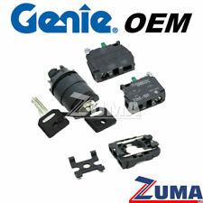 Genie 122512gt 122512 New Genuine Oem Genie Key Switch Kit