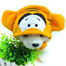 Tiger Costume Pet Dog, Extra Small, Small, Large, Extra Large, Pet Clothes