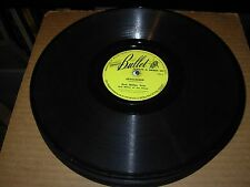 RED MILLER nobility boogie / bewildered ( jazz ) 78 rpm bullet 295