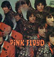 "PINK FLOYD ""PIPER AT THE GATES OF DAWN"" ORIG JAPAN 1967 RED VINYL"