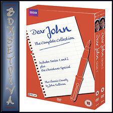 DEAR JOHN  - COMPLETE SERIES 1 & 2 PLUS XMAS SPECIAL **** BRAND NEW DVD BOXSET**