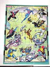1991 1992 1993 1994 1995 MARVEL X-MEN SETS! ALL 5 ORIGINALS! FLEER WOLVERINE!