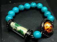 Bracelet Kruba Krissana&Kruba Pean  For Lucky, Rich and Charming, Thai amulet #4