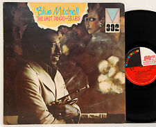 Azul Mitchell The last tango = blues Corriente principal NM # 51