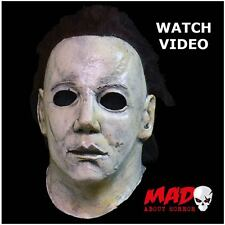 OFFICIAL Michael Myers HALLOWEEN H6 The Curse Latex Collectors Mask Horror Film