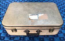 Belle ancienne valise rétro vintage H 17 L 55 l 36 cm #1