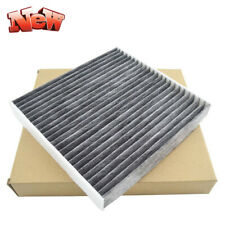 1pcs Carbon Fiber Cabin Air Filter for Toyota Camry 4Runner Corolla Subaru Lexus