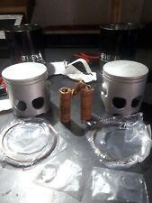 Athena 68mm pistons(pair) yamaha rd-rz 350 ypvs,banshee