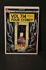 CP CARTE POSTALE POSTCARD - TINTIN HERGE - VOL 714 POUR SIDNEY - EDITIONS ARNO