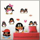 Wall Sticker Window Decals Vinyl Decor Sticker Penguin