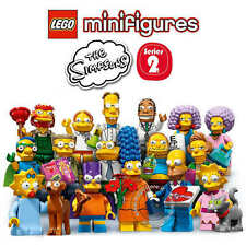 ***IN STOCK*** Lego Minifigures the Simpsons 2, 71009 Completa - Complete Series