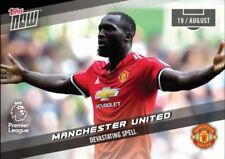 Topps Now 2017/18 Manchester United Devestating Spell - LIMITED EDITION