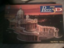 3D Jigsaw of St Peters Cathedral in Rome