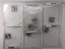 Large Lot Of 7x Nintendo 3DS Video Games + Clear Cases