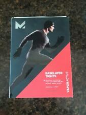 MissionActive BaseLayer Tights - Tight Fitting - Warm Thermal Under---SIZE S