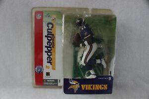 2004 McFarlane NFL Series 9 DAUNTE CULPEPPER Minnesota Vikings Figure-New In Box