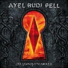 """AXEL RUDI PELL """"DIAMONDS UNLOCKED"""" CD NEUWARE"""