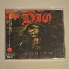 DIO - MAGICA - JAPAN CD FIRST PRESS